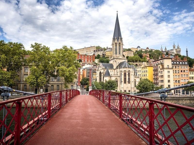 Lyon, Eglise Saint George