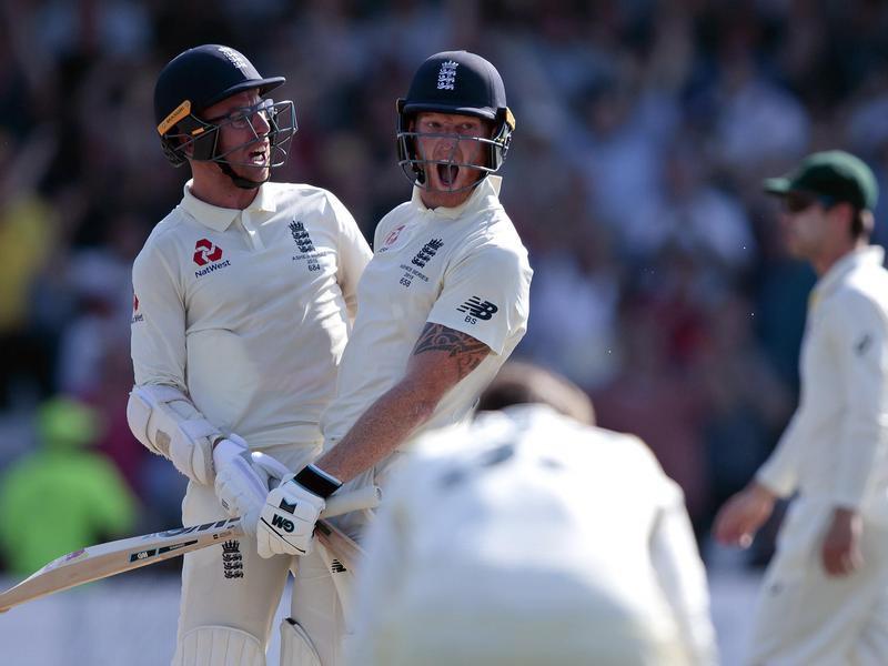 English cricket player Ben Stokes