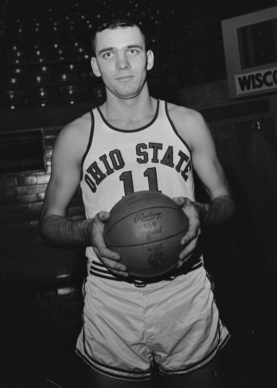 Ohio State star Jerry Lucas