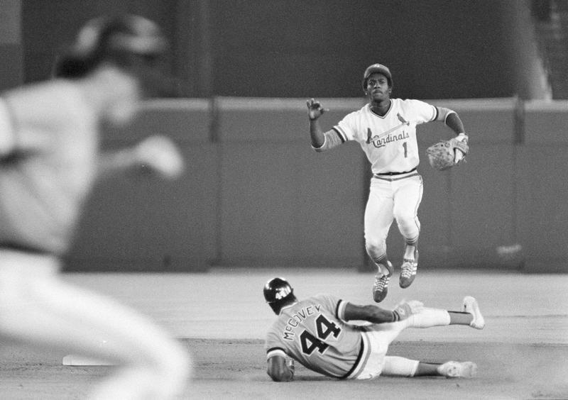 Garry Templeton throw ball