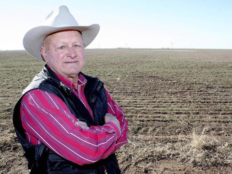 A resident of Hooker, Oklahoma