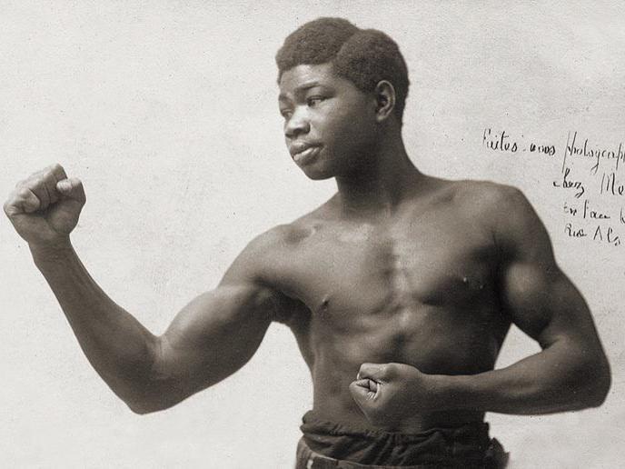 Louis Mbarick Fall, aka Battling Siki