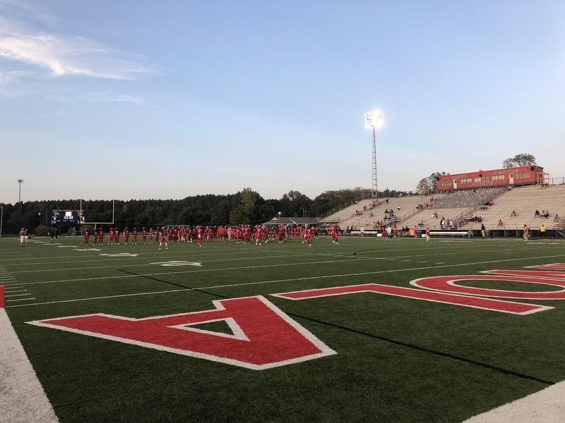 Dunlap Stadium