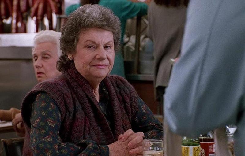 Estelle Reiner in When Harry Met Sally