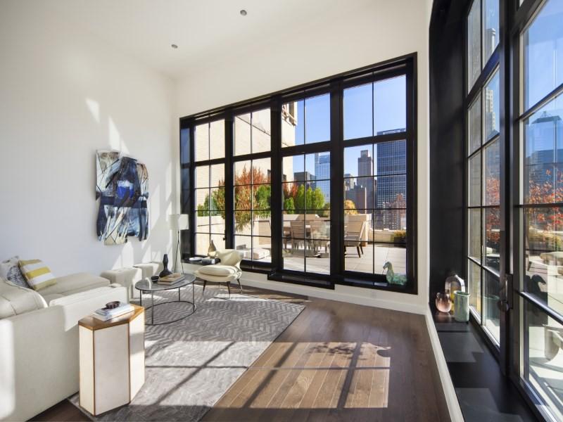 Trevor Noah's penthouse