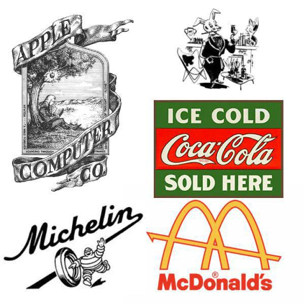 The Incredible Stories Behind Famous Corporate Logos