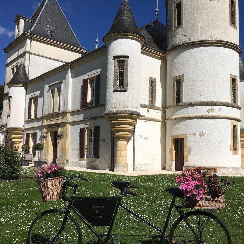 Château Caillac exterior