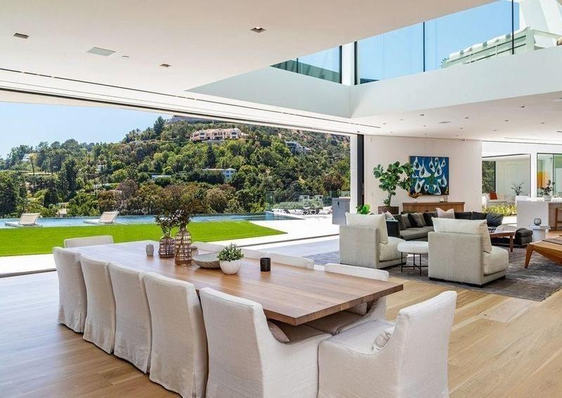 Nice, big living room