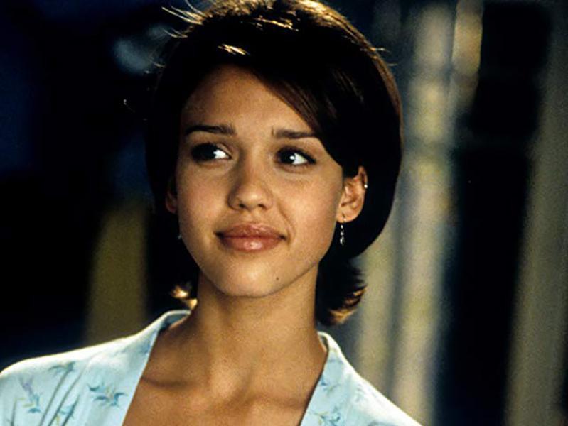 Jessica Alba in Idle Hands (1999)