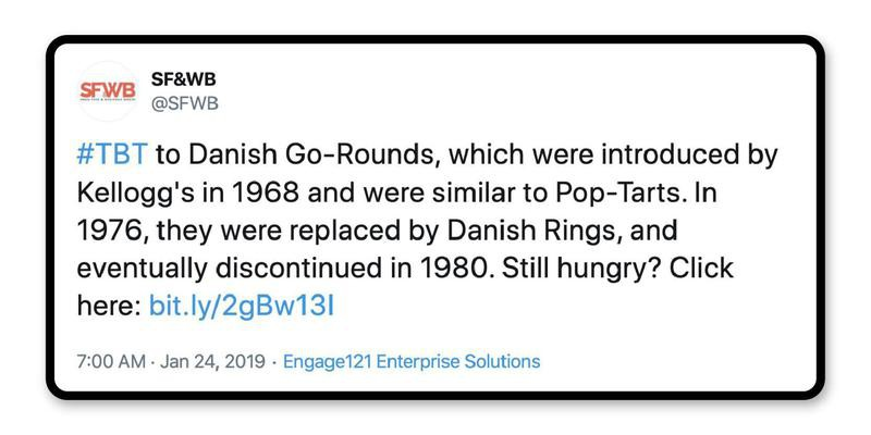 Kellogg's Danish Rings