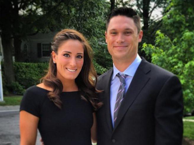 Dr. Ashley Hogan and Chris Hogan