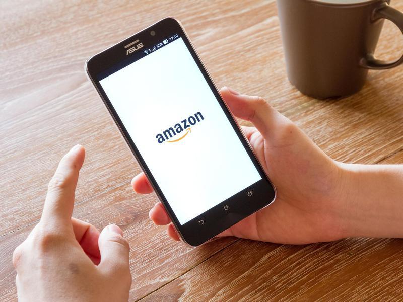 Amazon today