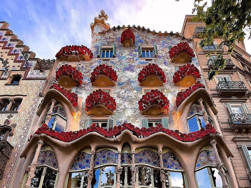 Casa Battle, Barcelona