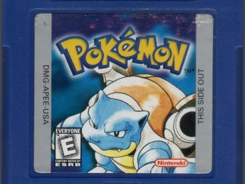 Pokemon Blue for Game Boy