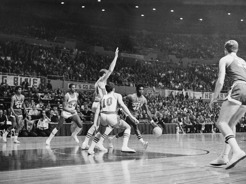 UCLA vs. Houston in 1968