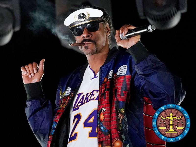 Libra: Snoop Dogg