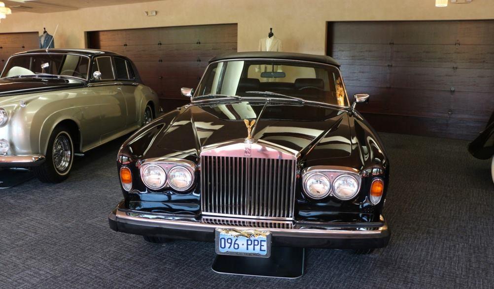 Steve McQueen's Rolls-Royce