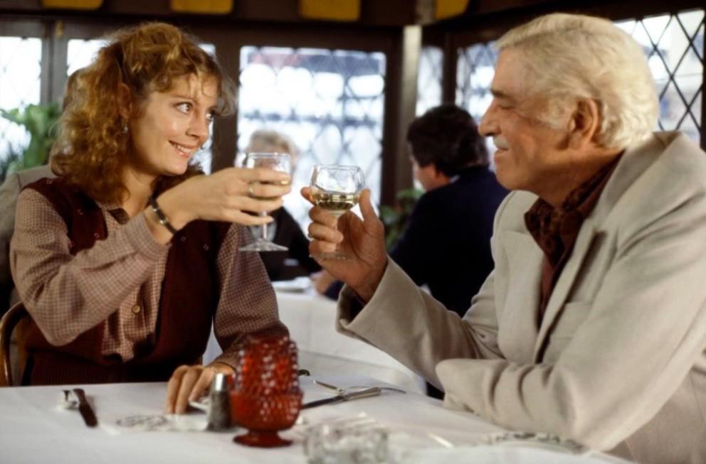 Burt Lancaster and Susan Sarandon in Atlantic City