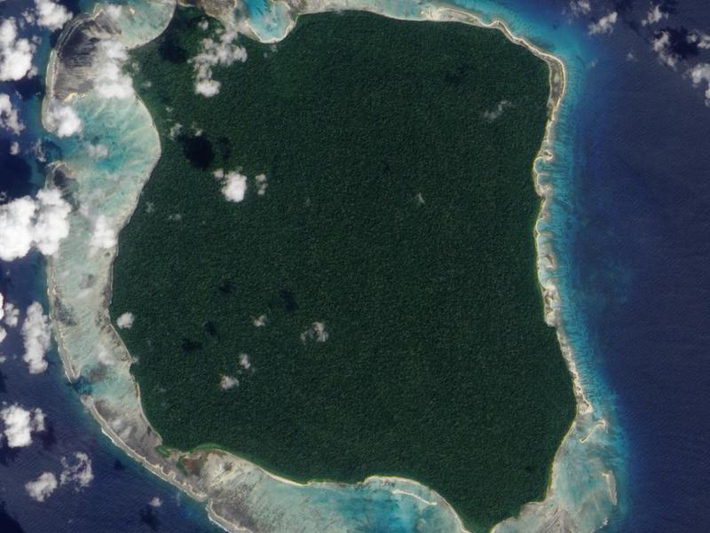 North Sentinel Island Beach