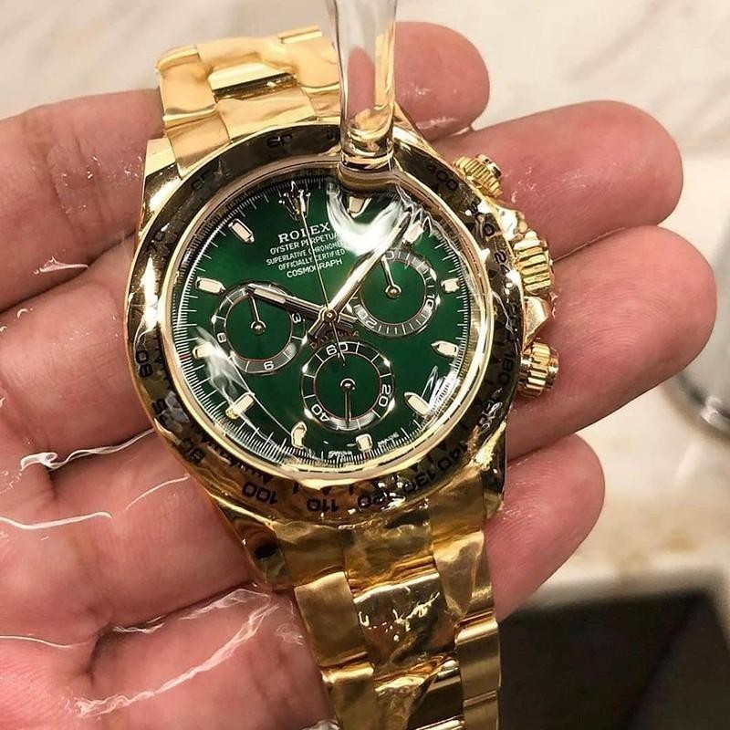 Rolex Cosmograph Daytona Green Dial