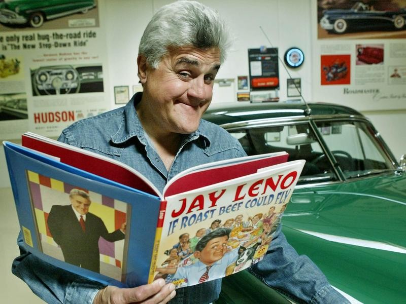 Jay Leno in 2004