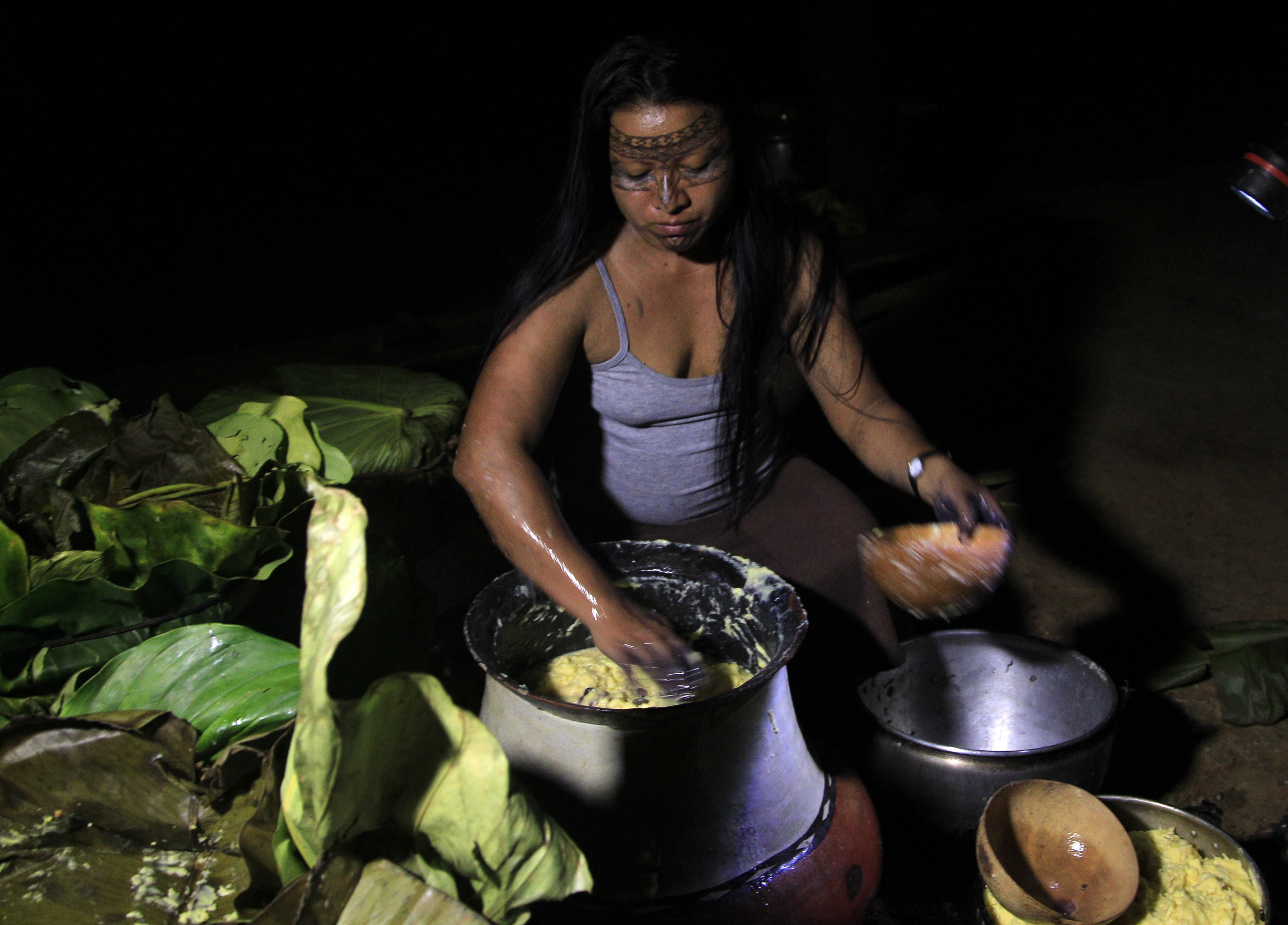 Yuca in Ecuador