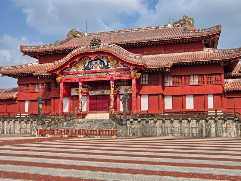 Shuri-jô Castle