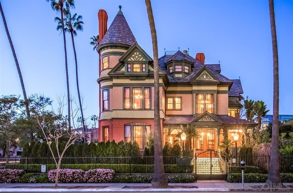 San Diego mansion