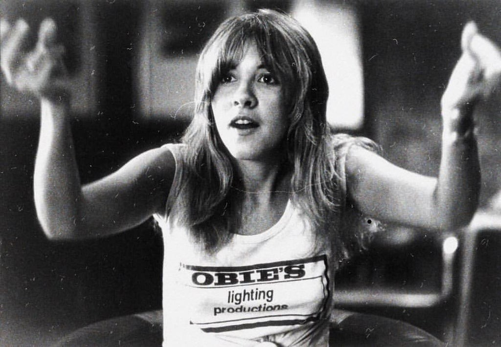 Young Stevie Nicks