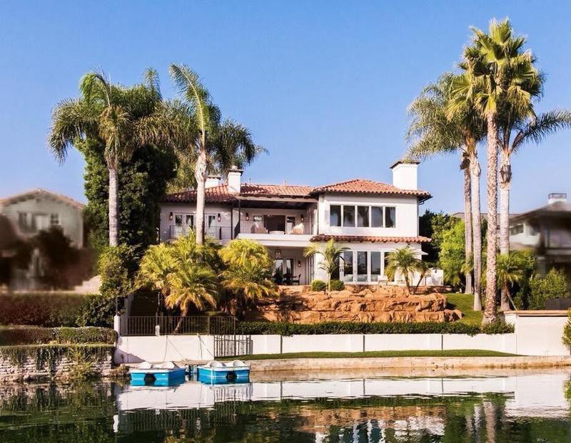Justin Bieber's house rental