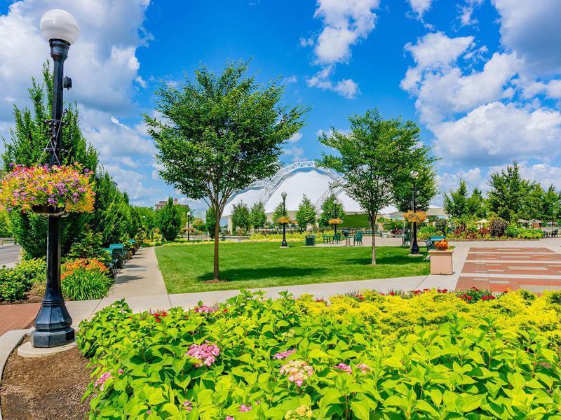 Five Rivers MetroParks in Dayton, Ohio