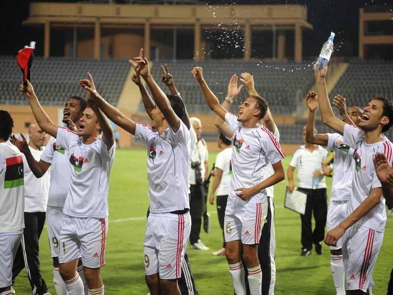 Libyan national soccer team