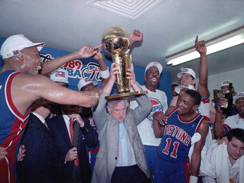 1989 Detroit Pistons
