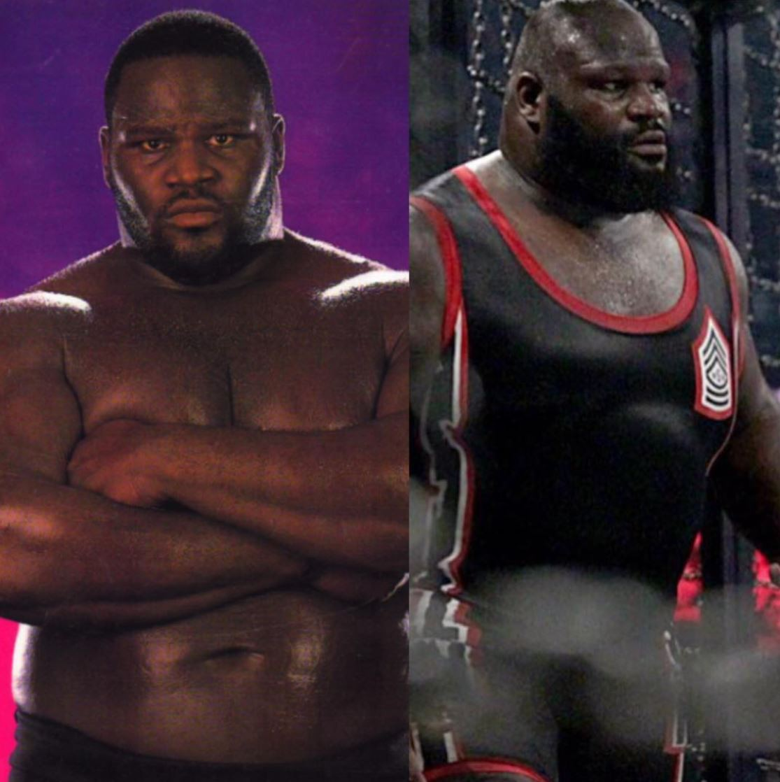 Mark Henry young