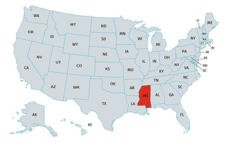 Retiring in Mississippi