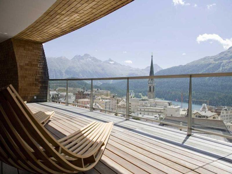 Chesa Futura - St. Moritz
