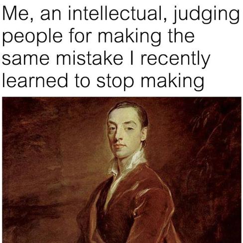 Funny judgmental meme