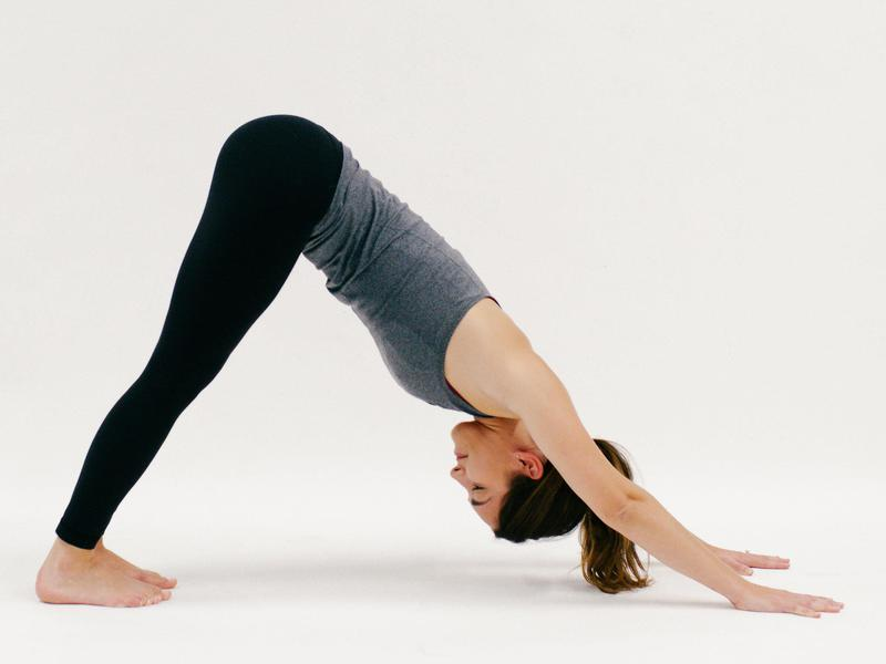 Downward Facing Dog - 10 Minutes of Yoga to Jumpstart Your Work Day