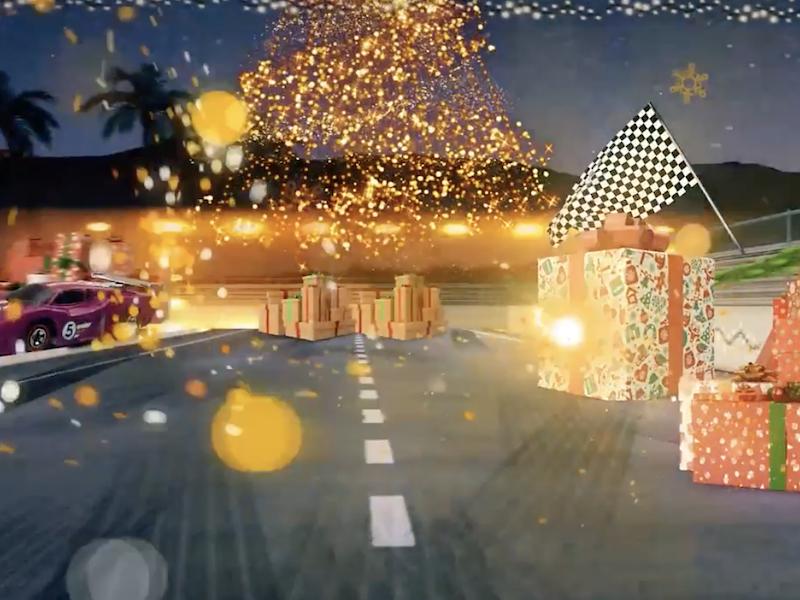Santas Speedway
