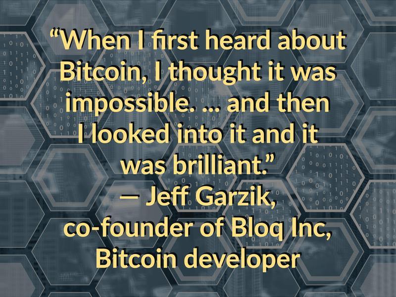 Bitcoin Garzik