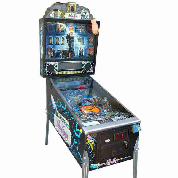 Inside the Market for Vintage Pinball Machines