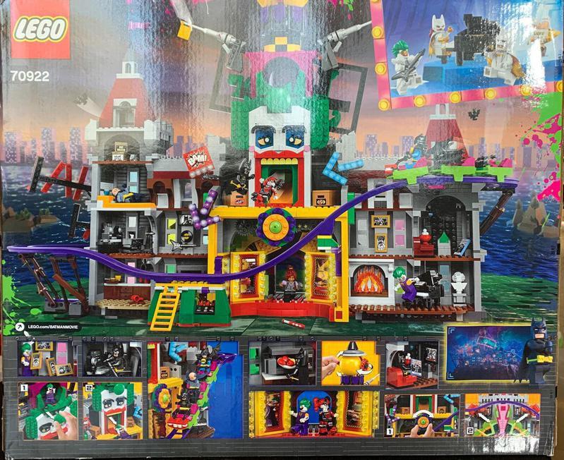 Lego Joker Manor