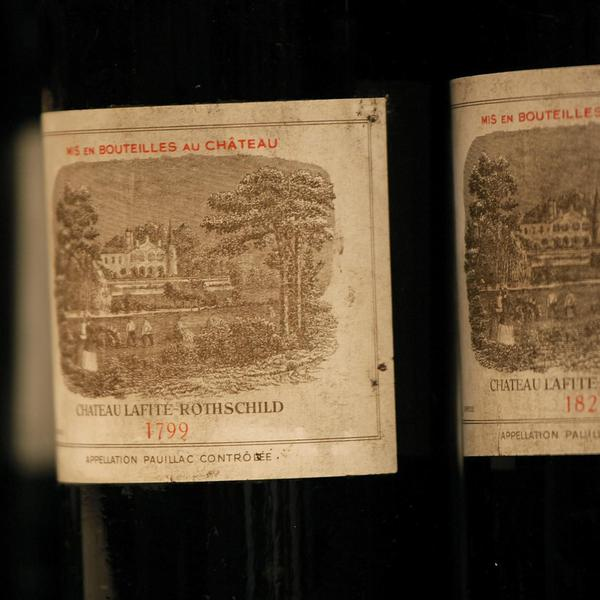 The Most Expensive Bottles of Wine Ever Sold
