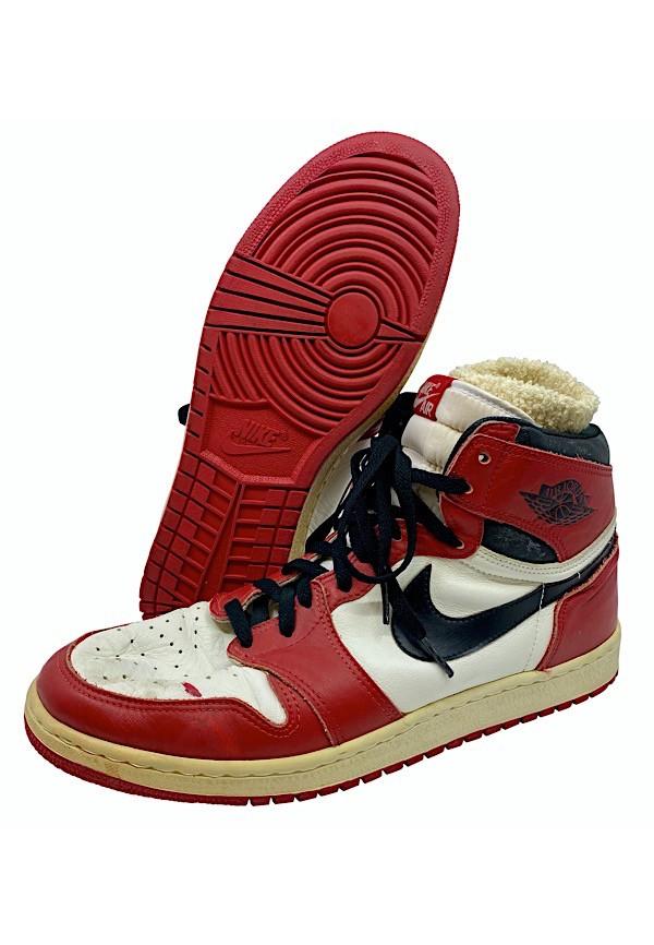 $420,000 Michael Jordan sneakers
