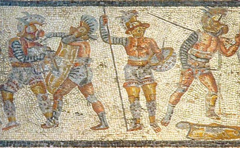 Zilten mosaic
