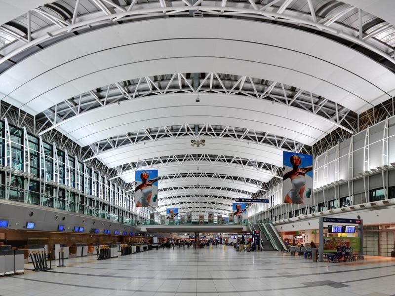 Buenos Aires Ministro Pistarini Airport