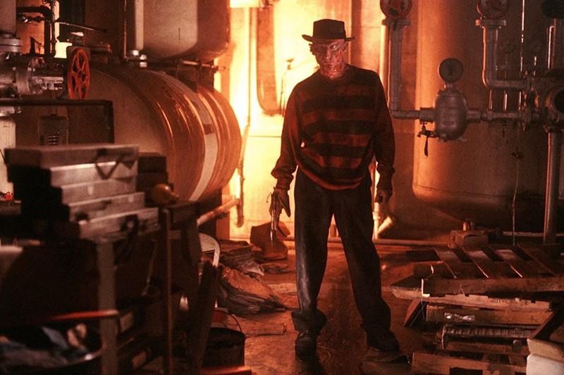 Freddy Krueger horror film