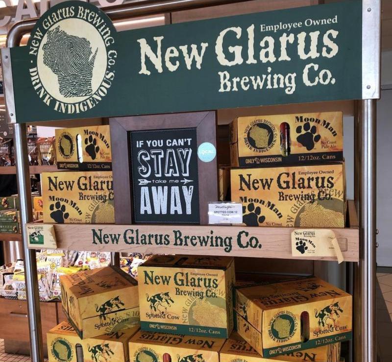 New Glarus Brewing