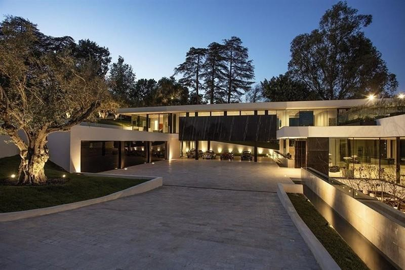 23. The Bel Air Home of Jay-Z and Beyonce