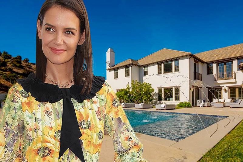 Katie Holmes $4 million house in Calabasas